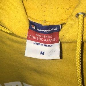 Champion Sweaters - Champion Pitt State drawstring cropped hoodie